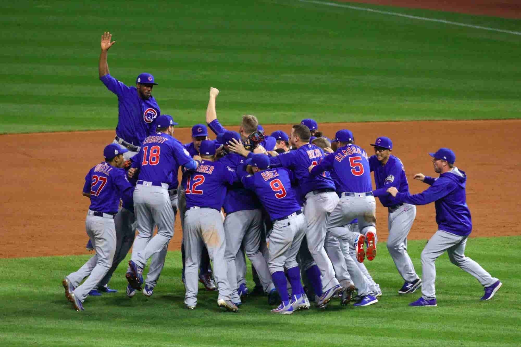 5 Inspiring Lessons from the Cubs's Journey to the World Series