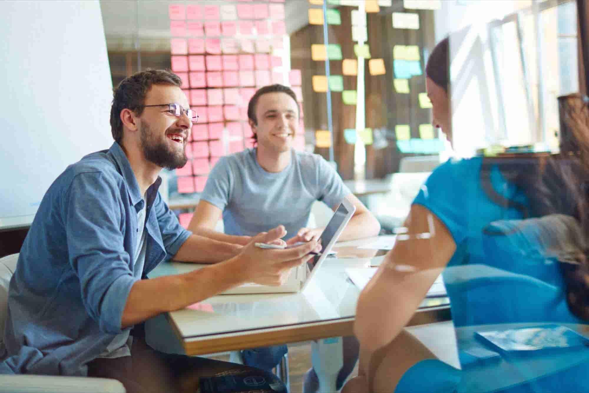 Haz tu oficina más productiva en 7 pasos