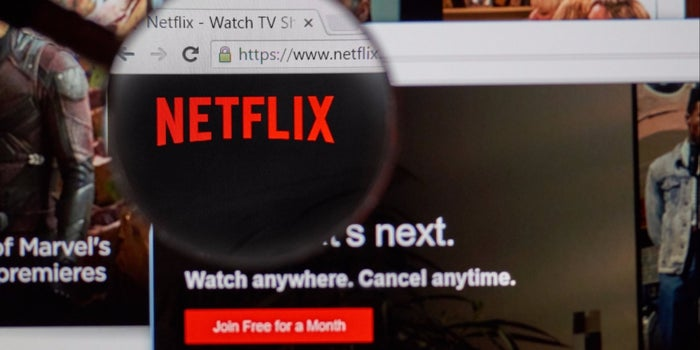 Netflix: Our Biggest Competitor Is Sleep
