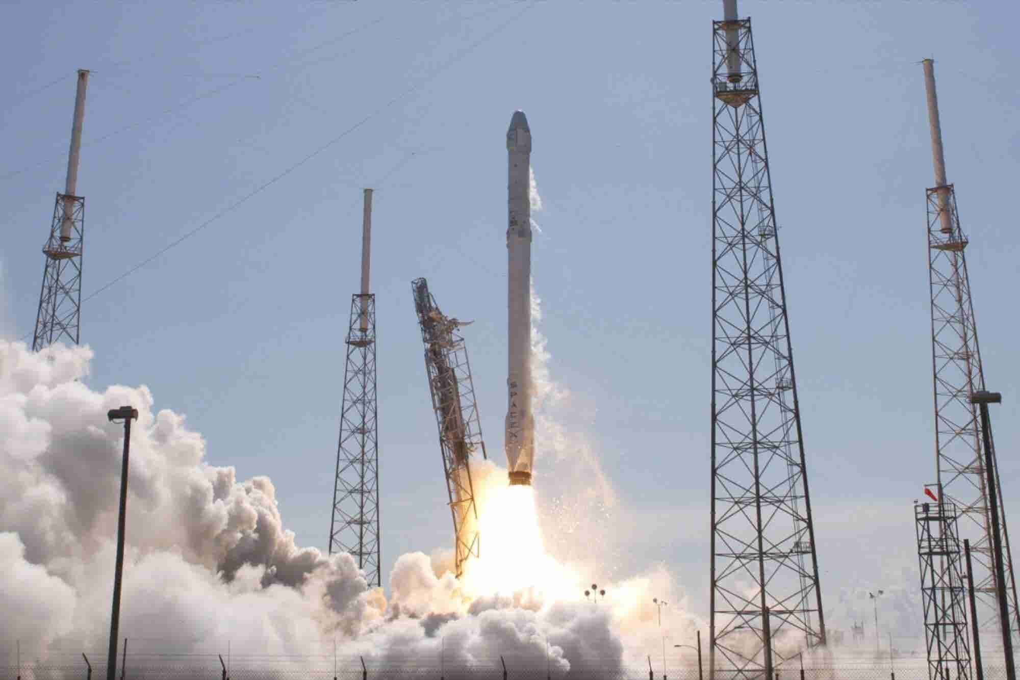 NASA Is Concerned About SpaceX's Rocket Fueling Practices