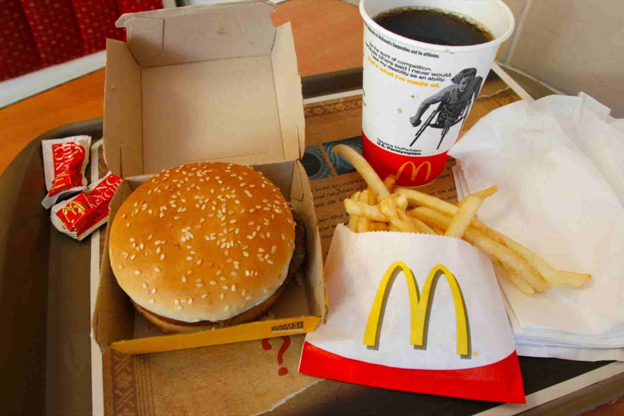 McDonald's Is Finally Catching Up to Other Fast Food Chains in One Big Way