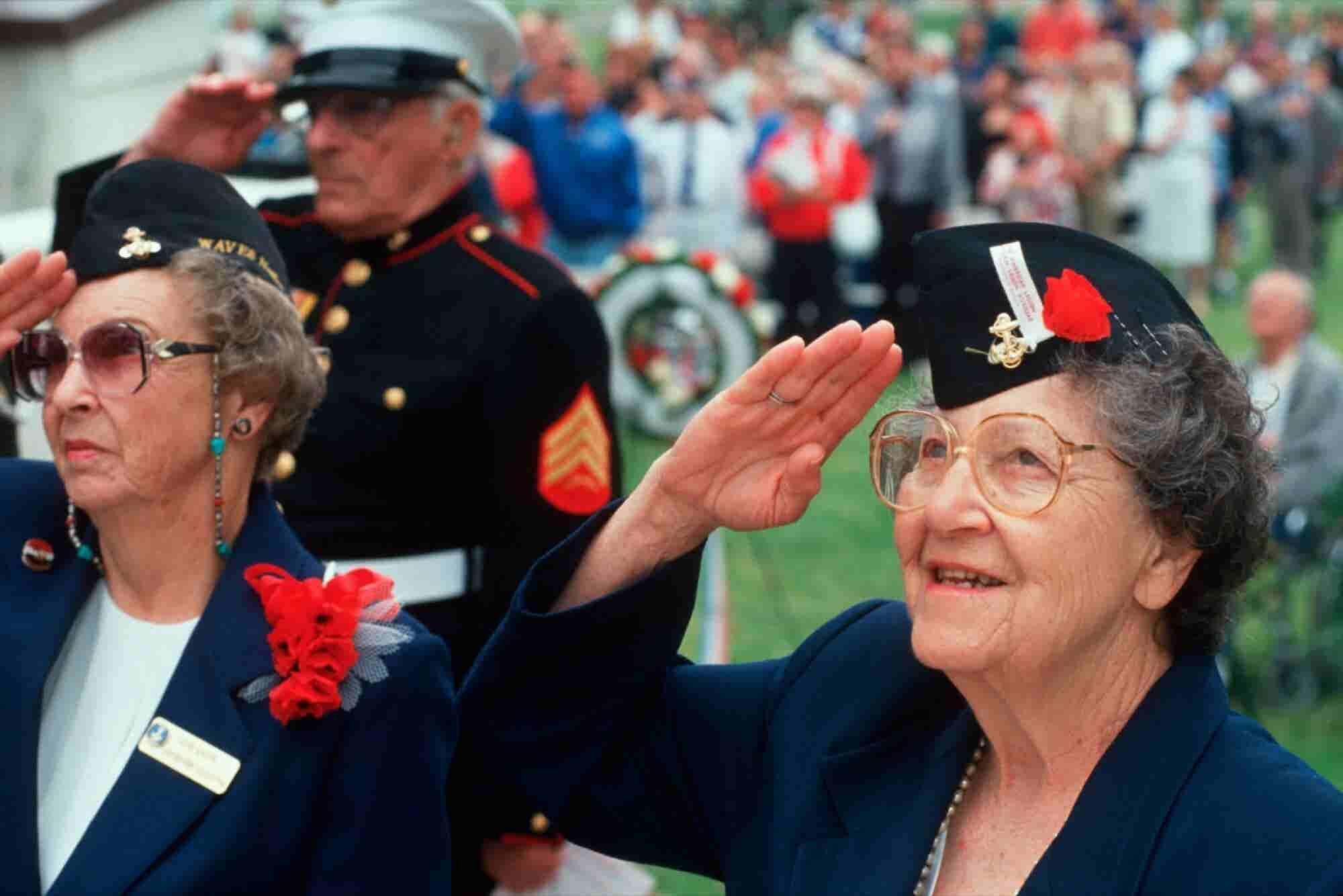 Remember the Forgotten Military Veterans of World War II