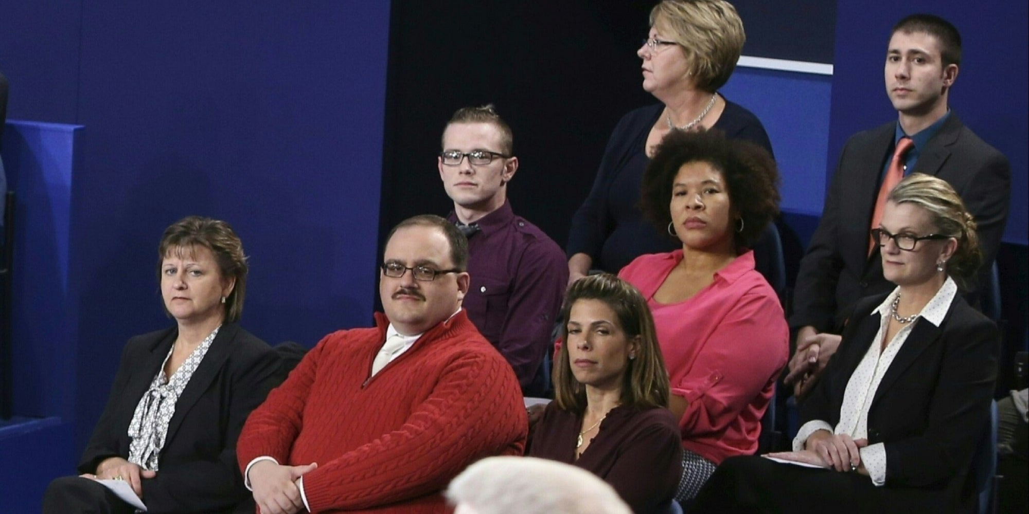 Social Media Sensation Ken Bone Stars in IZOD's New Commercial