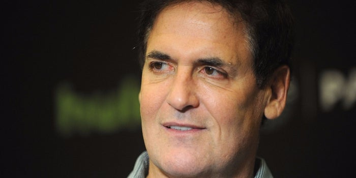 Shark Tank's Mark Cuban Tweets Message of Healing