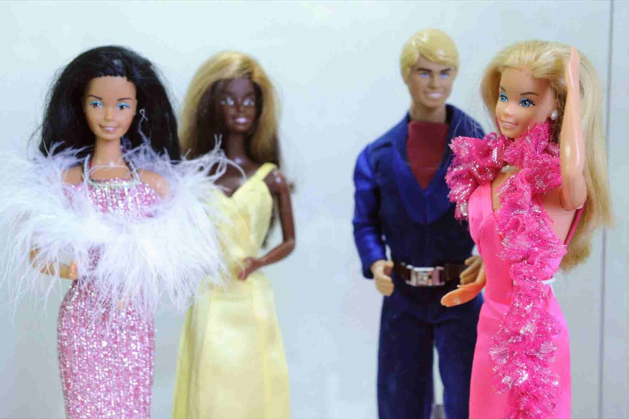 You Don't Need to be Barbie or Ken to Succeed in Corporate America
