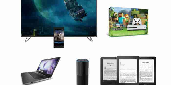 Veterans Day Sales: Best Deals on 4K Vizio TV, Kindle eReaders, Amazon Echo and More