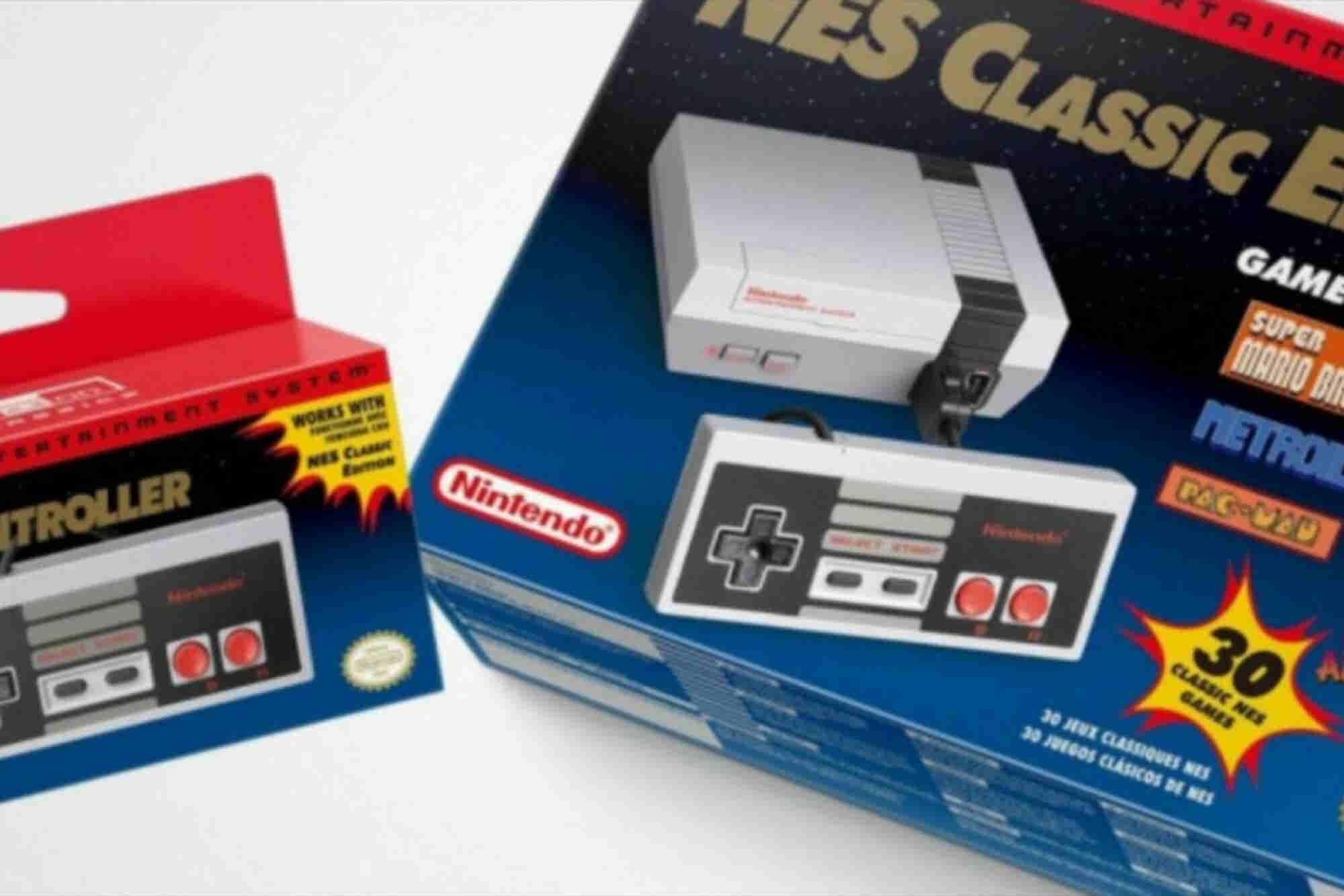 ¡Estos son los juegos que vienen en el NES Classic Edition!
