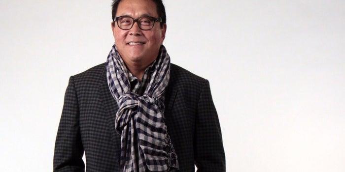 Talking Money: Robert T. Kiyosaki, Author, Rich Dad Poor Dad