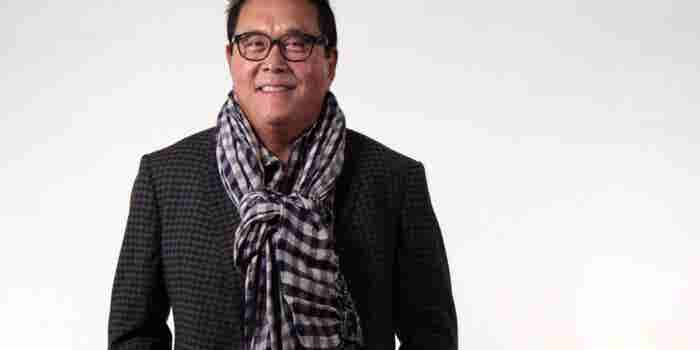 Talking Money: Robert T. Kiyosaki, Author, Rich Dad Poor Dad