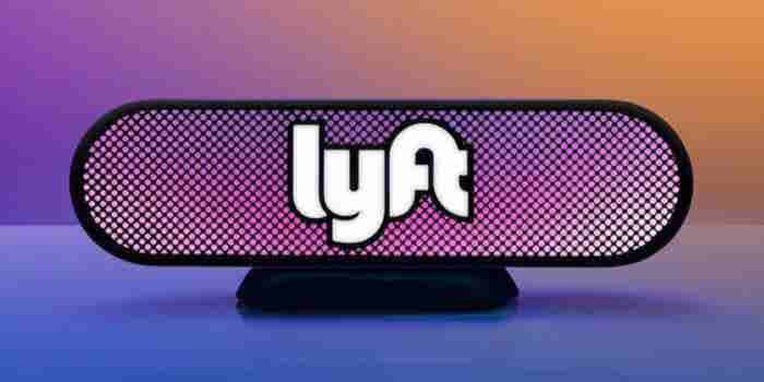 Lyft Replaces Glowstache With Amp Dashboard Light