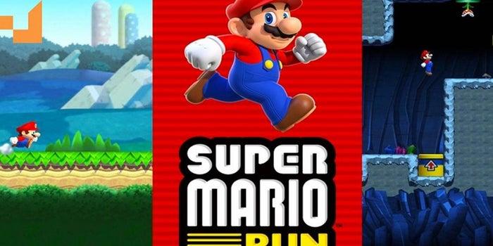 'Super Mario Run' Arrives on iPhone and iPad Dec. 15