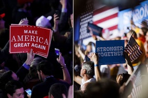 Why 'Make America Great Again' Beat 'Stronger Together'