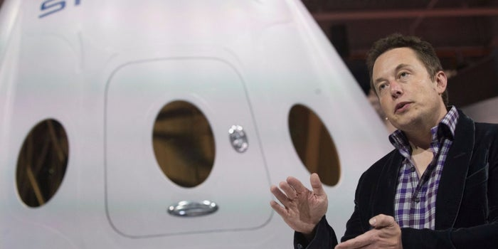 SpaceX Seeks U.S. Approval to Provide Internet from Space