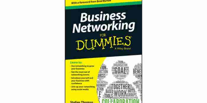 'Business Networking For Dummies' eBook FREE For a Limited Time (A $12 Value)