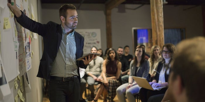How to Score Public Speaking Events to Grow Your Business