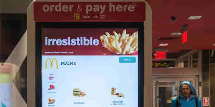McDonald's Will Soon Have Self-Serve Kiosks and Mobile Ordering in U.S. Stores