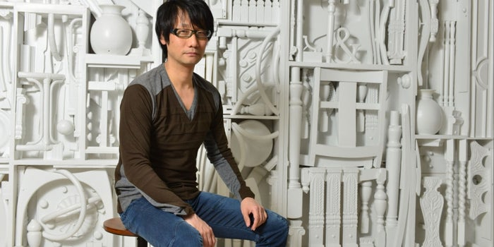 'Metal Gear Solid' Creator on How He Remains Creative Amid Hardships