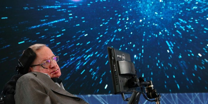 Stephen Hawking Says Humans Have 1,000 Years Left on Earth