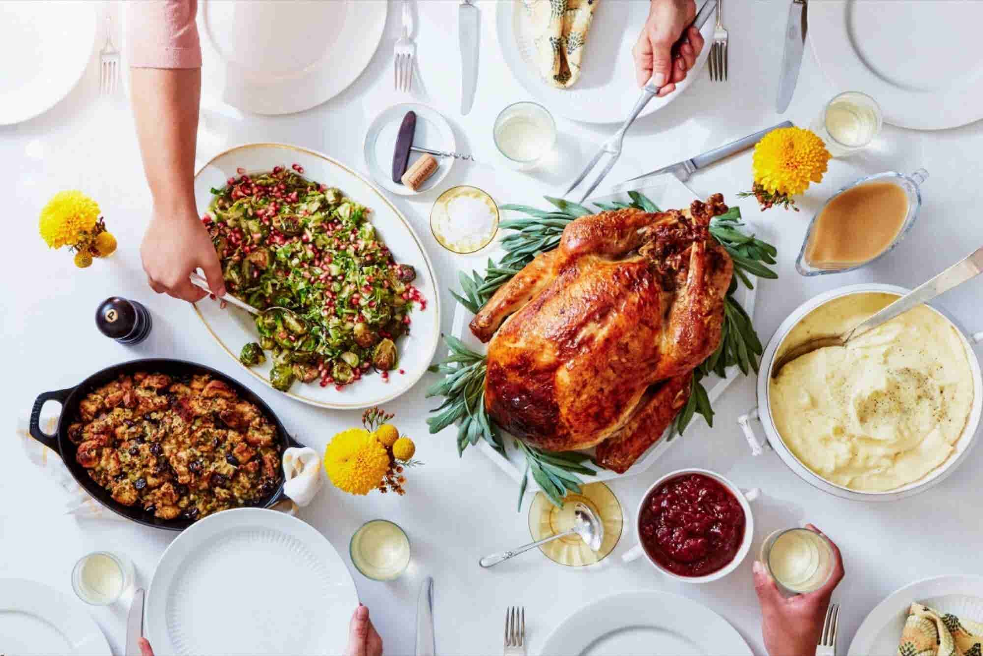 How Meal-Kit Companies Prepped for Thousands of Thanksgiving Meals Thi...