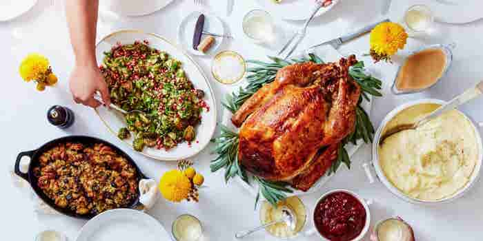 How Meal-Kit Companies Prepped for Thousands of Thanksgiving Meals This Week