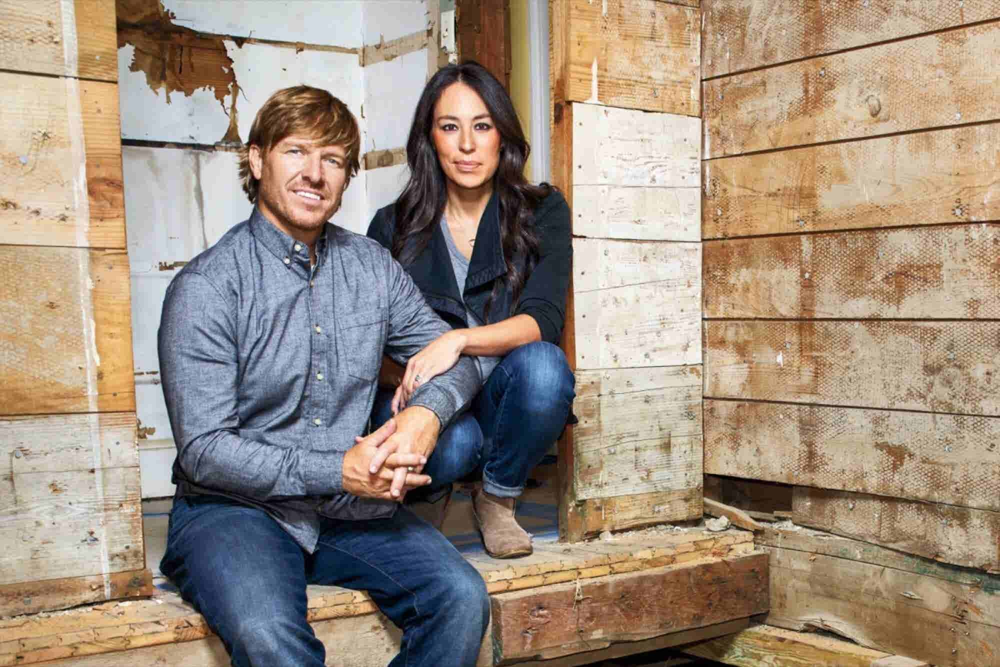 How the Stars of 'Fixer Upper' Transformed a Town in Texas