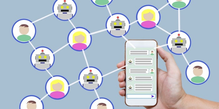 How Chatbots Will Evolve In One Simple Flowchart (Infographic)