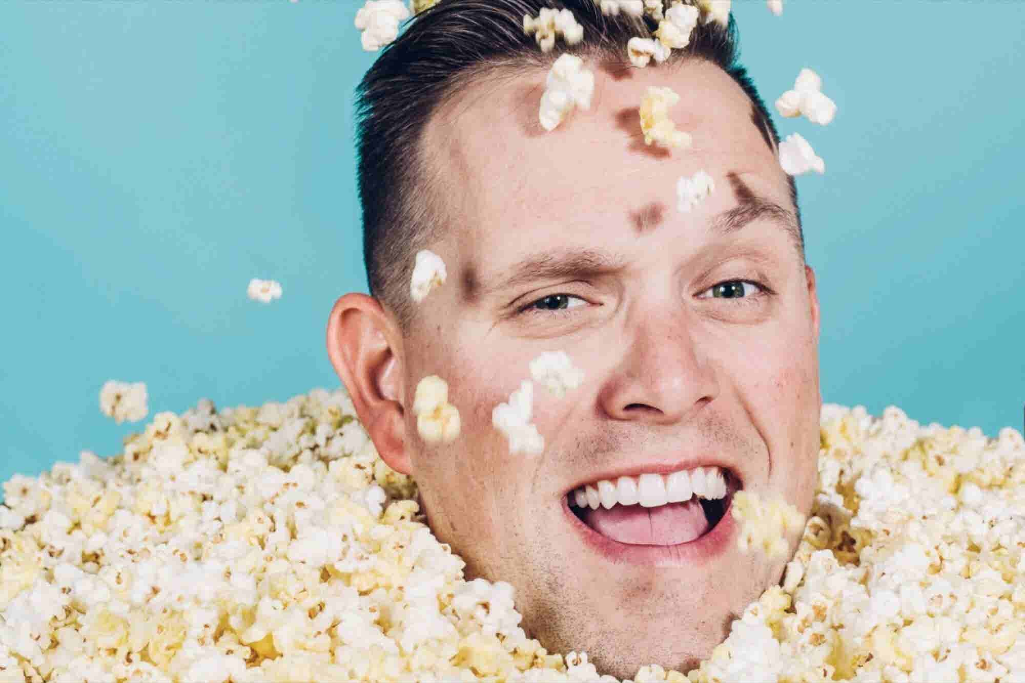 How an Obsessive Movie-Goer Reinvented the Theater's Favorite Food