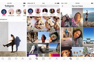 Instagram Adds Live Video With a Twist