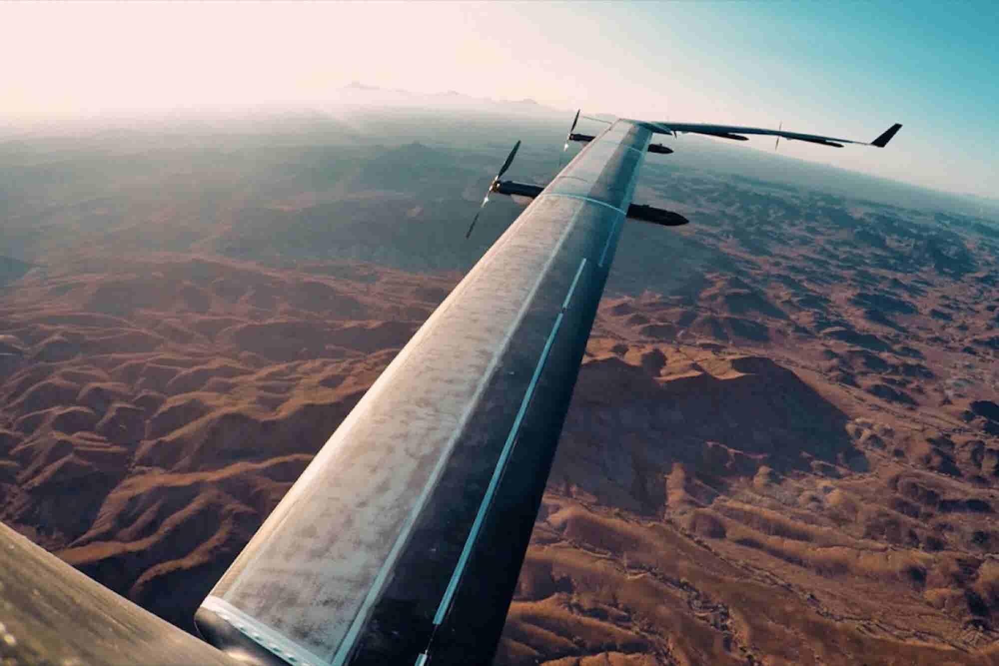 Facebook Drone Failure Prompts a U.S. Investigation
