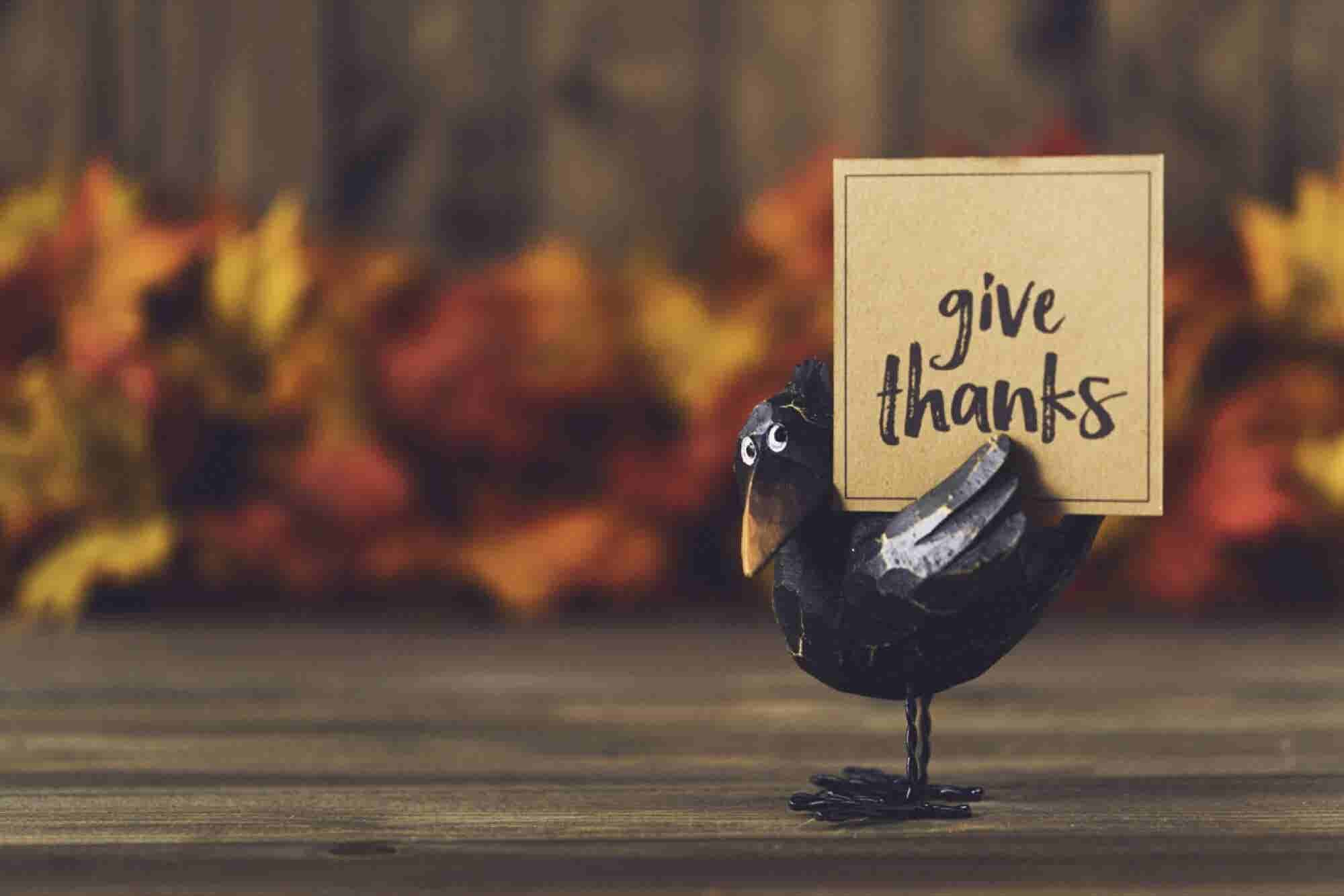 25 Entrepreneurs, Including 2 Sharks, Share What They're Thankful For