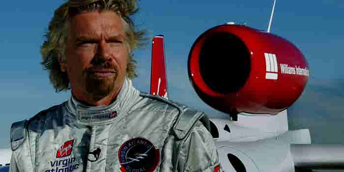 Is Every Entrepreneur a Bit of a Daredevil? Sir Richard Branson Thinks So.