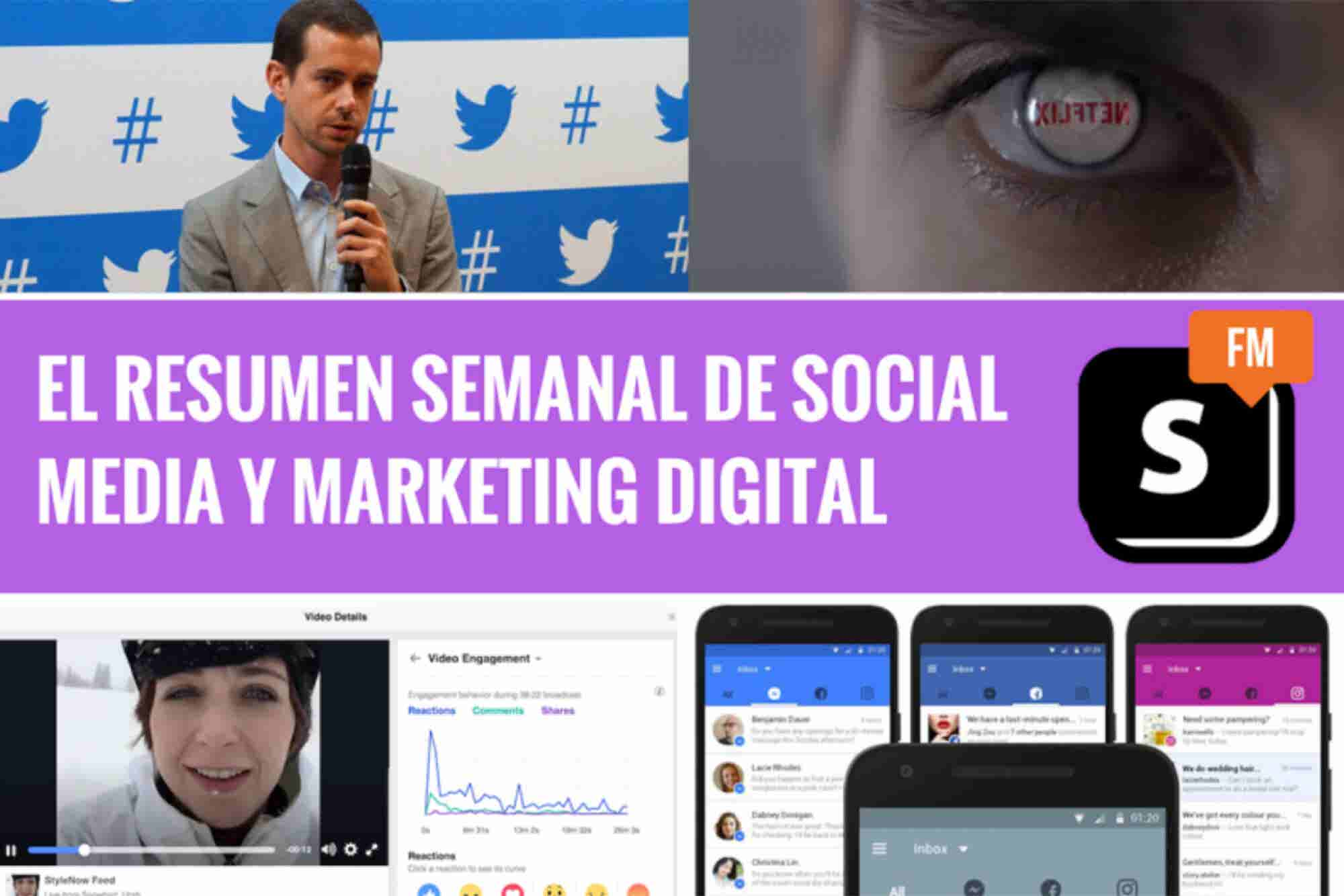 Social.FM: Twitter y Facebook en crisis mediática, ¿lograrán salir?