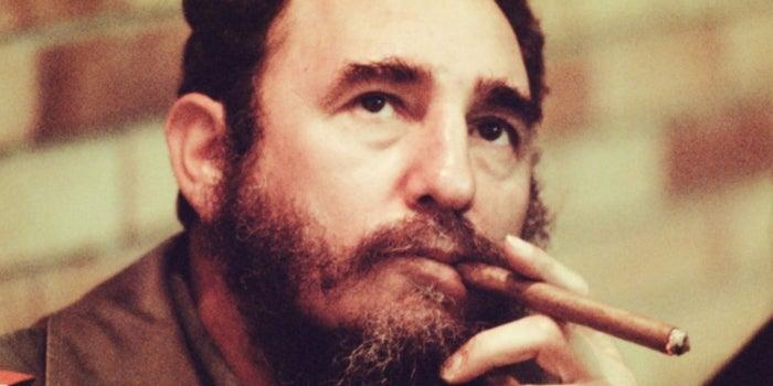 Fidel Castro en sus propias palabras