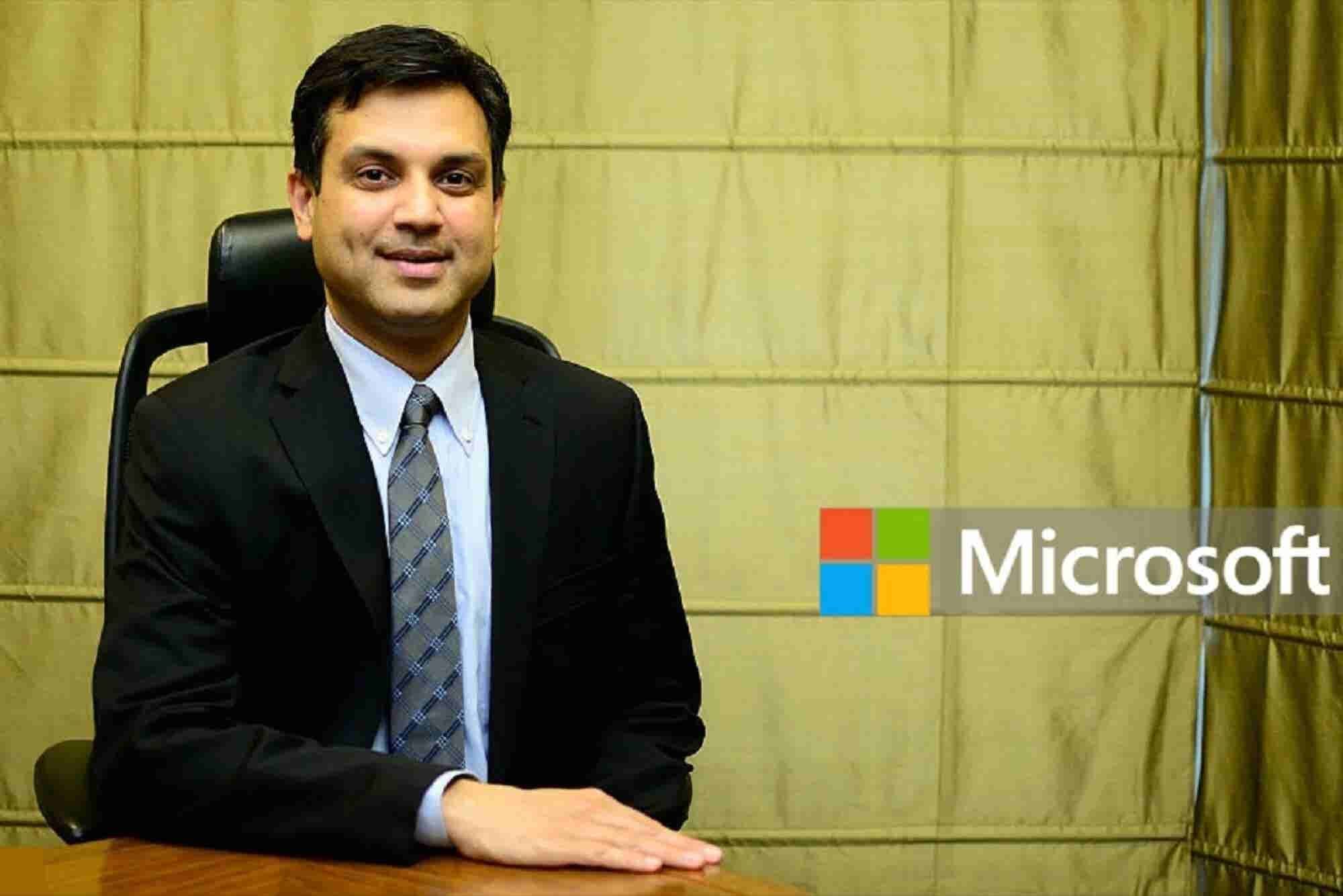 The 4th Industrial Revolution is Here Says Microsoft's Incoming India Chief
