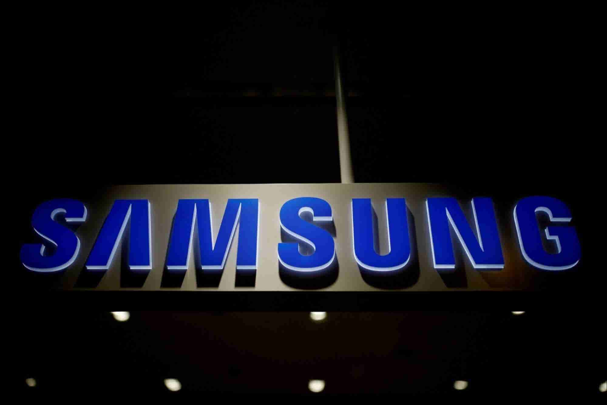 Samsung Might Soon Be Splitting in Two