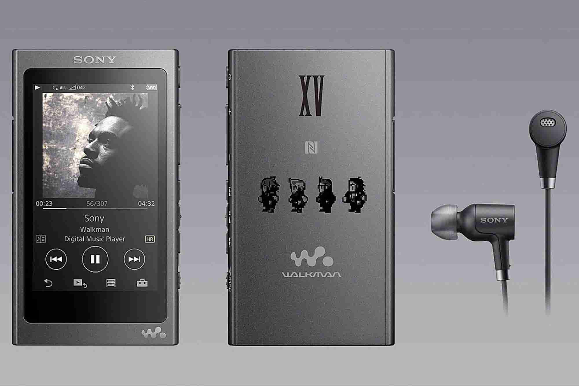 Sony Made a Walkman for 'Final Fantasy XV' Fans