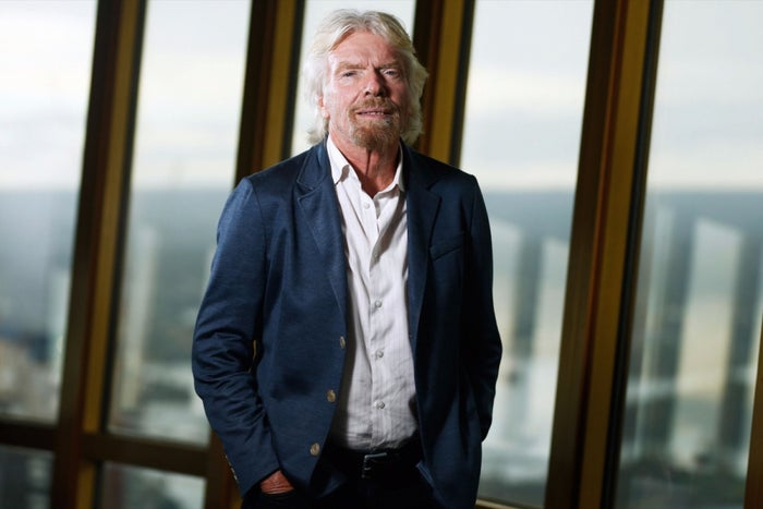 Richard Branson Explains Why Most Entrepreneurs Lack the Right Mindset