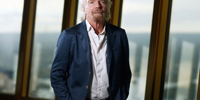 Richard Branson Explains Why Most Entrepreneurs Lack the Right Mindset