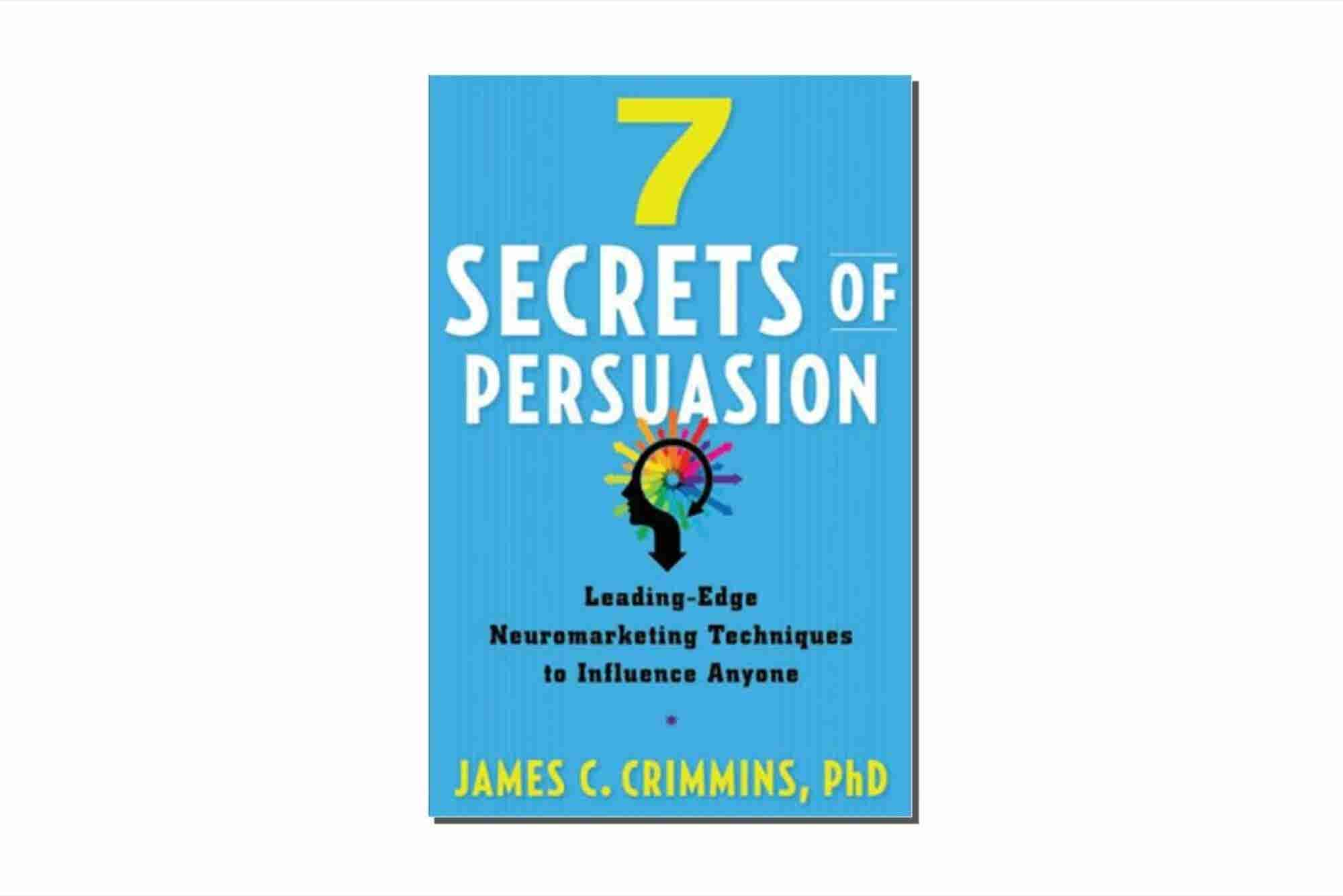 '7 Secrets of Persuasion' eBook Free For a Limited Time