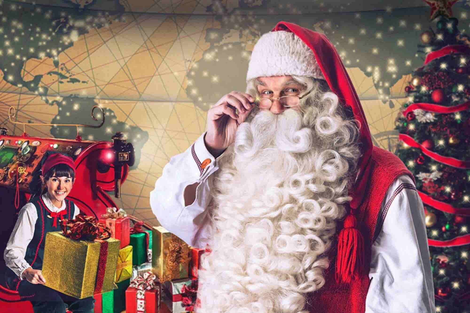 Con esta app sí le llegará tu carta a Santa