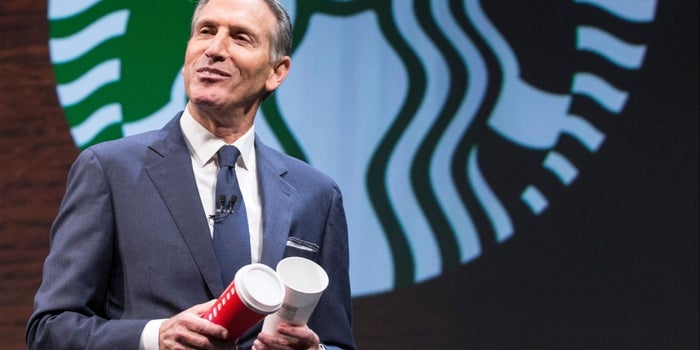 Starbucks CEO Howard Schultz to Step Down