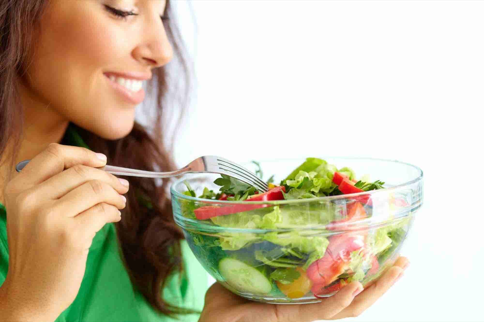 Esta es la dieta para alcanzar tus metas