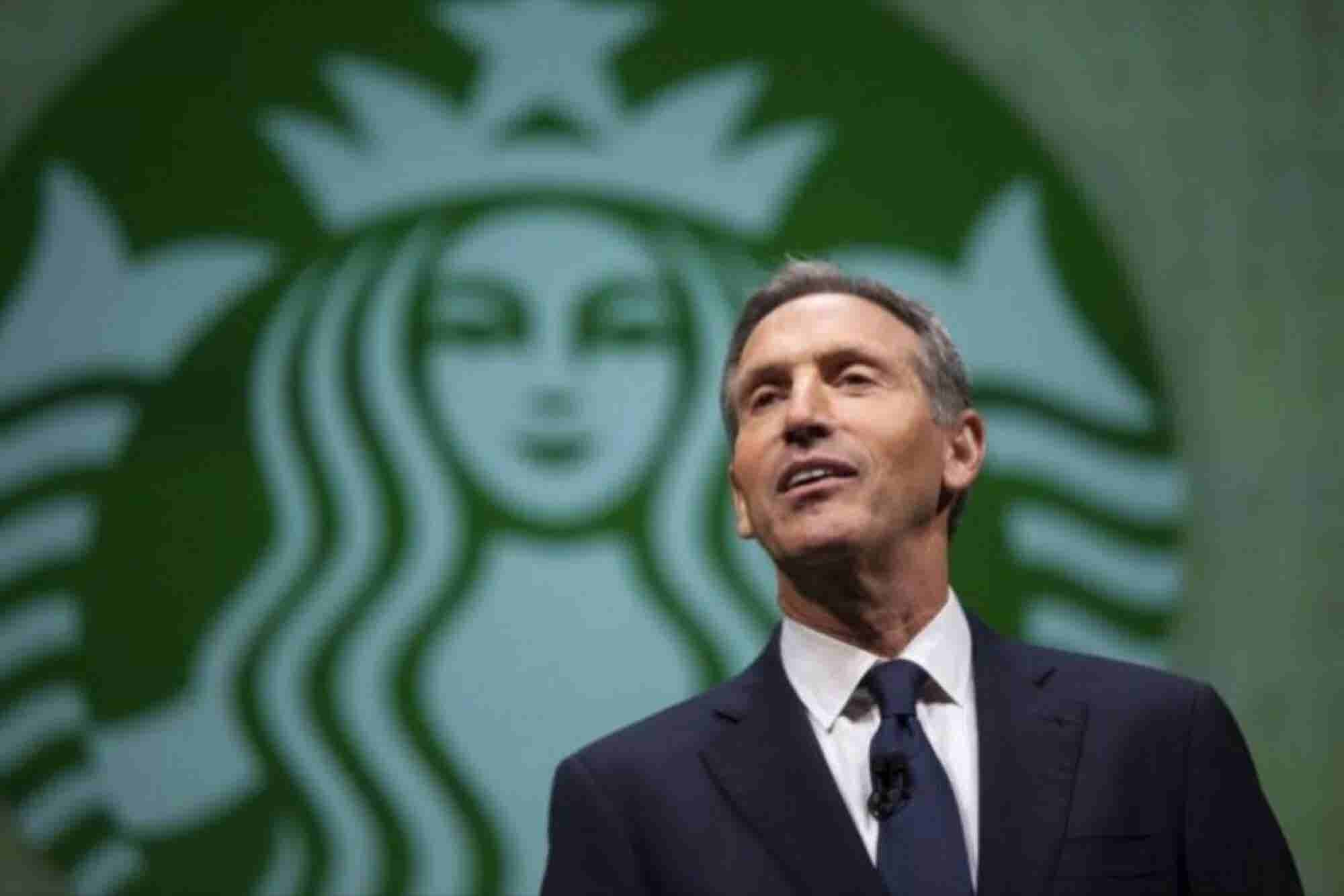 Starbucks's CEO Transition Is Unlikely to Disrupt Growth, Analysts Say