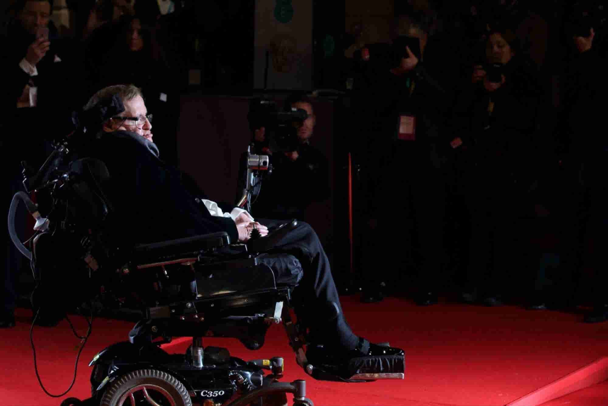 Stephen Hawking: The Obesity Epidemic Is a Problem 'Beyond My Understa...