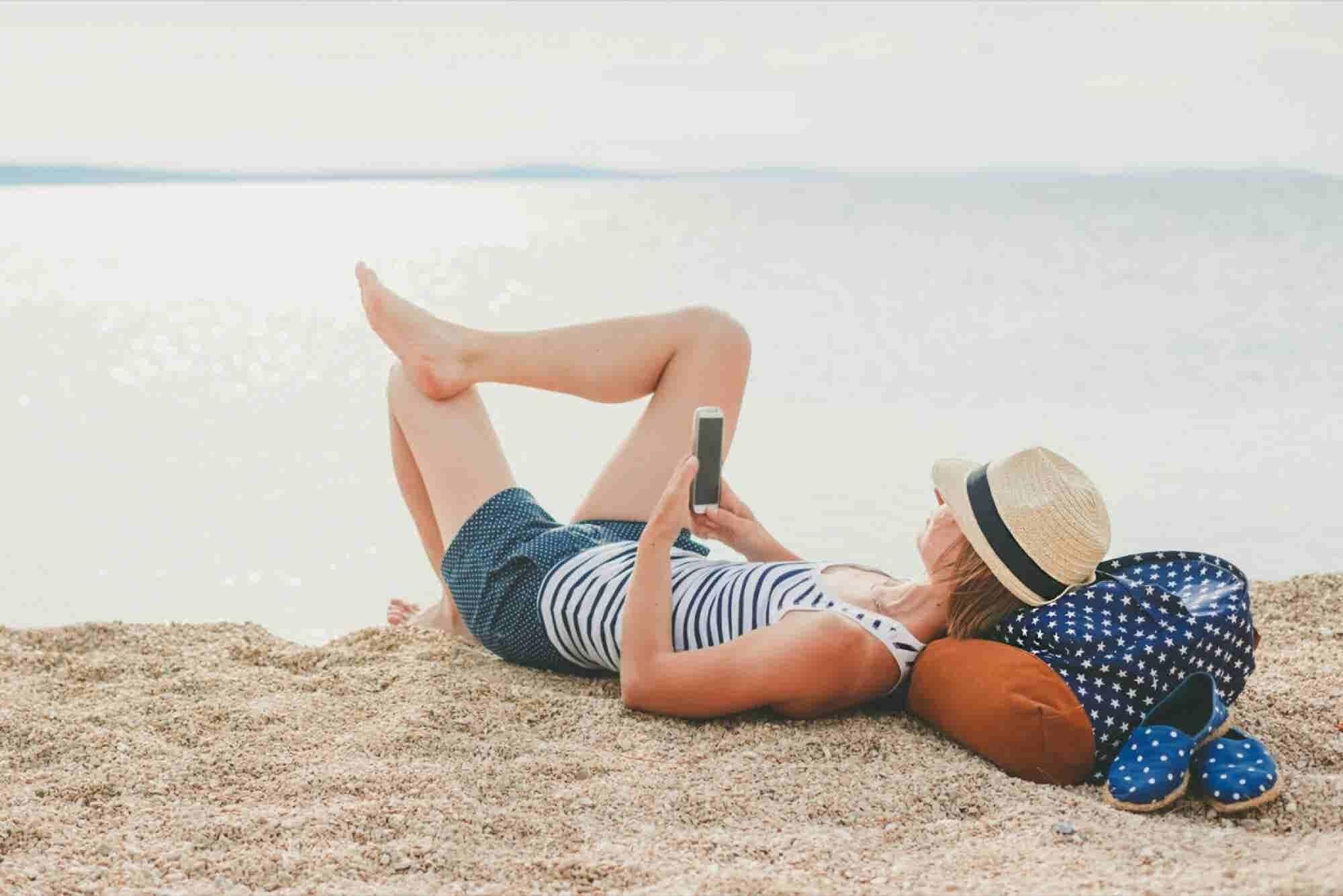 Razones por las que necesitas irte de vacaciones