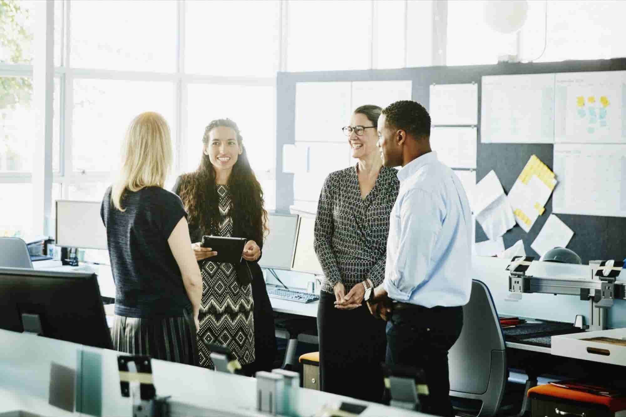 Trust and the Unbalanced Employee Experience