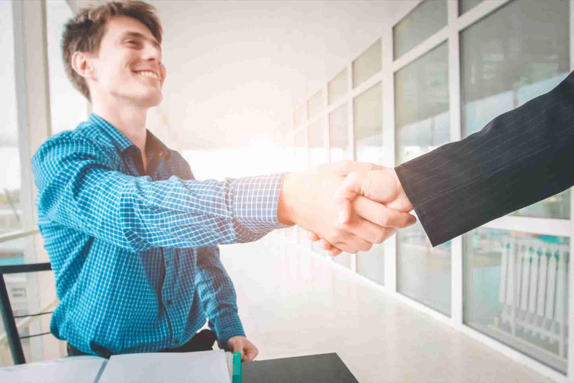 The Secret Way Big Companies Hire Via Employee Referral