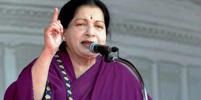 One of India's Most Powerful Woman Politicians is No More. RIP Jayalalithaa
