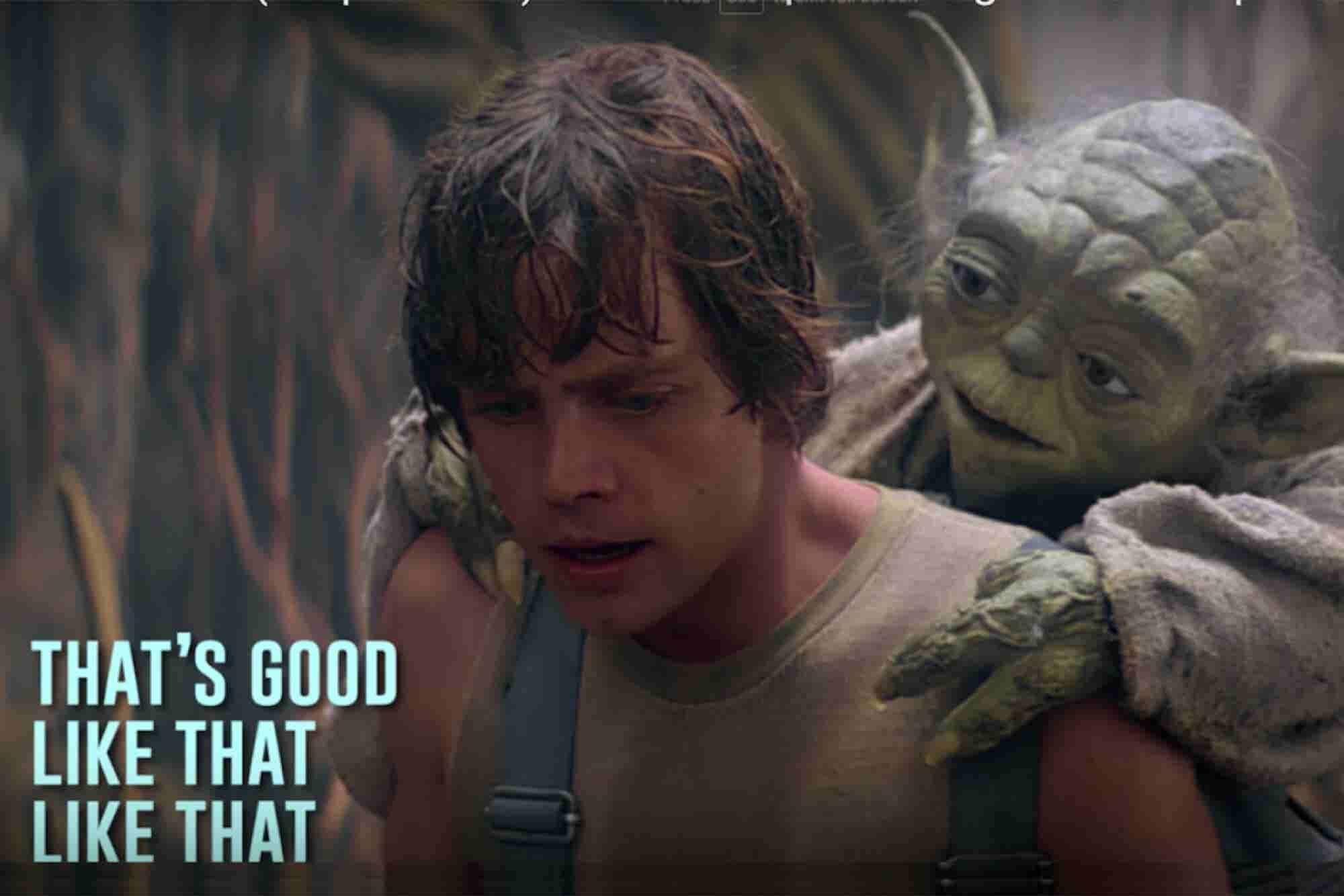 Watch This Hilarious Bad Lip Reading of 'The Empire Strikes Back'