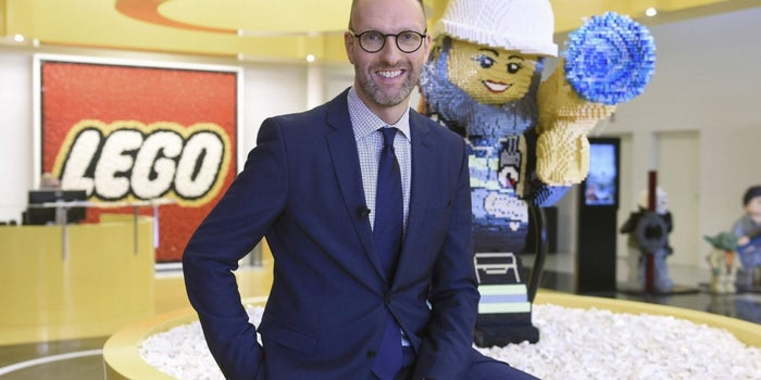 Lego Replaces Long-Time CEO With Company's First Foreign Boss
